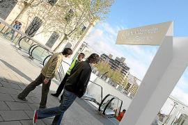 Plaça d'Espanya ist das Drehkreuz Mallorcas