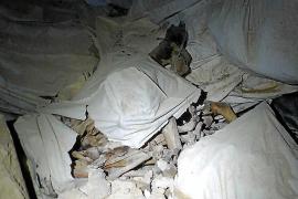Polizei Andratx fasst Fahrer nach Friedhofs-Crash