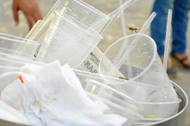 Govern plant Verbot von Plastikgeschirr