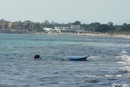 Drittes Flüchtlingsboot auf Mallorca gelandet