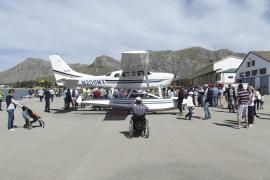 Aus für Flugshows im Hafen von Pollença