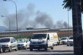 Brand in Reifenlager von Marratxí gelöscht