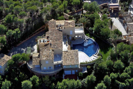 Claudia Schiffer verabschiedet sich von Mallorca