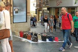 Polizeichefin für Verbot des ambulanten Straßenhandels