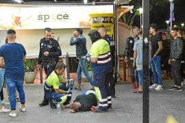 "Zwei Festnahmen nach ""Bärenumarmung"" in Magaluf"