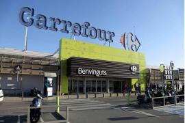 Carrefour eröffnet Hypermarkt in Sa Coma
