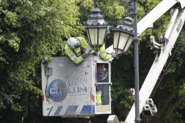 Stadt bekommt LED-Straßenbeleuchtung