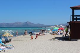 Der Playa de Muro droht ein Stolperstart in den Sommer
