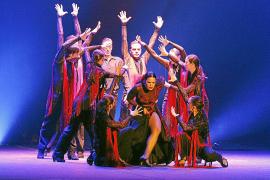"""Spanisches Ballett zeigt """"Carmen"""" im Es Foguerò"""