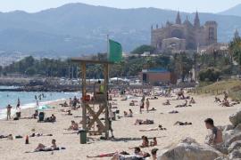 Erst sommerlich, dann regnerisch auf Mallorca