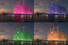 Vor allem negative Reaktionen auf Glas-Kathedrale