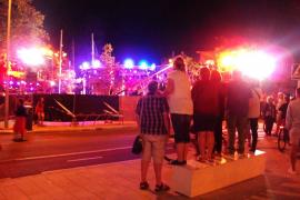 Schlagerstars stehen in Palma auf der TV-Bühne