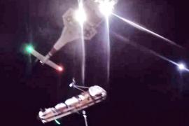 """Hubschraubereinsatz auf der """"Mein Schiff 5"""""""
