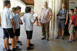Schüler werden zu Mallorca-Guides