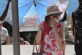 Hitzewelle auf Mallorca dauert bis Donnerstag an