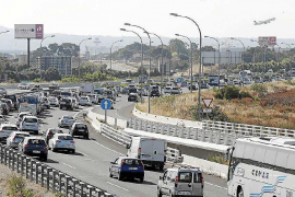 Mallorcas Straßen stehen kurz vor dem Kollaps