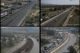 Zwei Stunden Vollsperrung der Inca-Autobahn