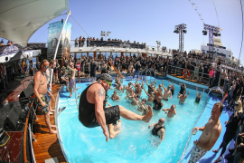 Heavy-Metal-Fans stechen 2018 wieder ab Palma in See