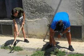 In El Molinar wächst bald kein Gras mehr