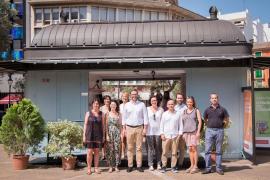 """Stadt Palma eröffnet """"Kiosk"""" für Start-ups"""