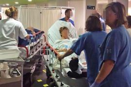 Mallorcas Großklinikum steht kurz vor dem Kollaps