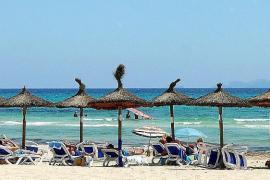 Der Es-Trenc-Strand auf Mallorca.