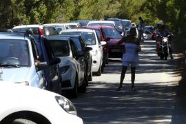 Ziel ist es, den Parkverkehr in Ses Covetes zu reduzieren.