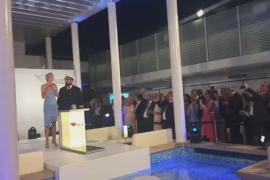 Aida-Perla: Gelungene Schiffstaufe auf Mallorca
