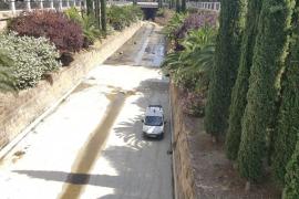 Palmas Stadtfluss Sa Riera erstrahlt in neuem Glanz