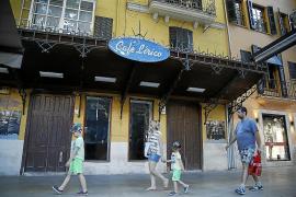 Das Café Lírico wird es auch in Zukunft geben