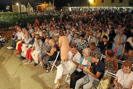 Mondscheinkonzert zwischen Mallorca-Reben