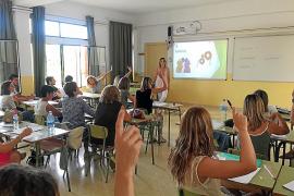 Erste Schule auf Mallorca will ohne Bücher auskommen