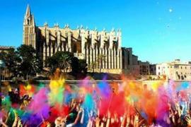 Keine Genehmigung für Holi-Fest in Palma