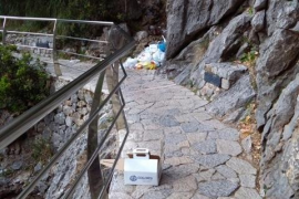 Müll-Streit am Torrent de Pareis geht weiter