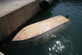Jetzt auch ein Flüchtlingsboot an Mallorcas Traumstrand