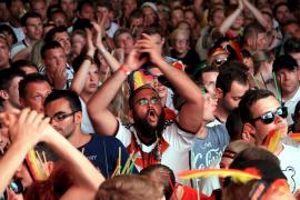 Maßkrug-Attacke vom WM-Finale 2014 vor Gericht