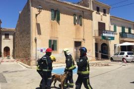 Arbeiter stirbt bei Einsturz eines Daches