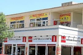 "Der ""Powerhouse Fight Club Mallorca"" im Einkaufszentrum La Ribera auf Mallorca."