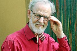 Künstler und Valldemossa-Experte: Nils Burwitz lebt seit über 40 Jahren im Dorf.