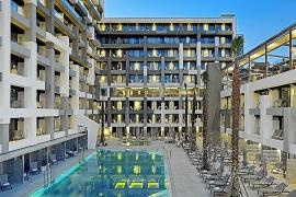 Der Hotelkonzern Meliá hat neun Millionen Euro in die Generalsanierung des Innside Palma Bosque investiert.