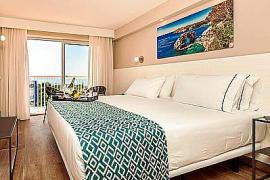 93 Zimmer der Vier-Sterne-Kategorie zählt das Hotel Eurostars Marivent in Cala Major.