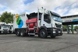 31 neue Müllwagen für Palma im Einsatz