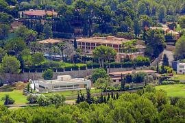 Baustopp im Luxusviertel Son Vida auf Mallorca