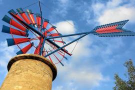 Zwei Millionen Euro für die historischen Windmühlen