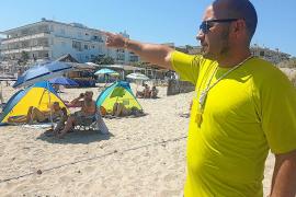 Urlauberin ertrinkt im Meer vor Can Picafort