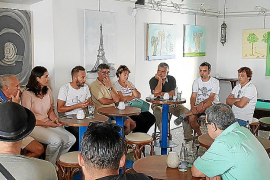 Bürgermeister erinnert Wirte in Cala Rajada an Regelungen