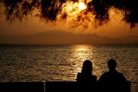 Nächtliche Hitzerekorde auf Mallorca