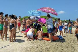 Zwei Tote nach Badeunfällen an Mallorcas Stränden