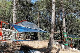 Vom Hotel Paradies zum Zelt im Baum
