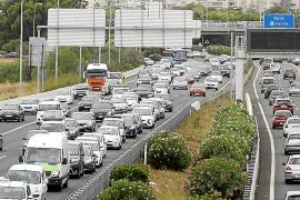 """Operation Wolke"" mit Verkehrschaos auf Mallorca"